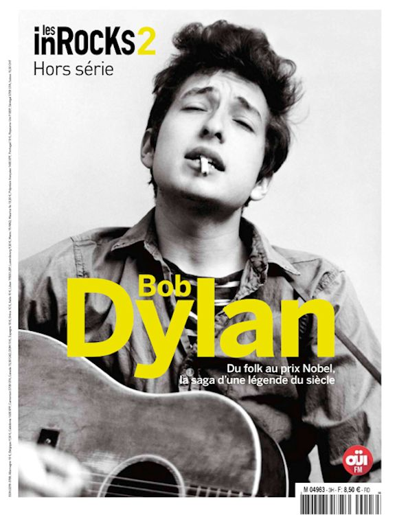 les inrockuptibles hors s�rie 2016 12 magazine Bob Dylan cover story