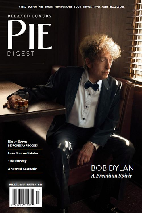 pie digest magazine Bob Dylan cover story