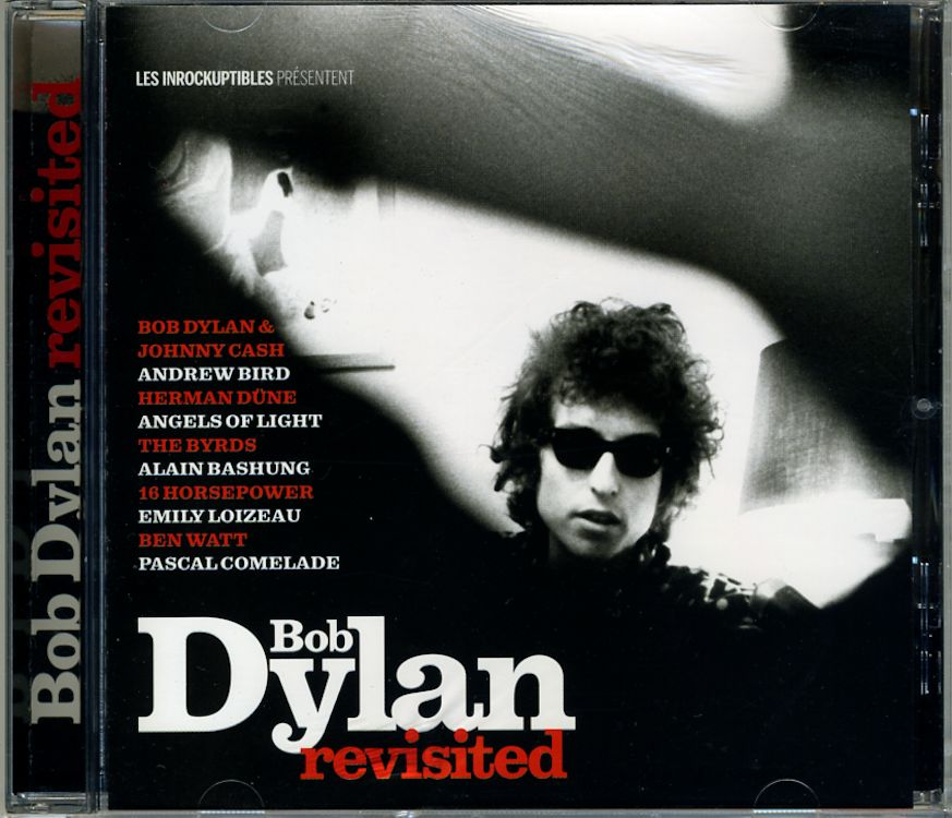 Les Inrocks 2007 bob dylan revisited cd front