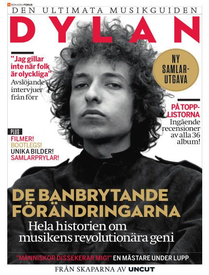 ultimate musikguiden alternate magazine Bob Dylan cover story