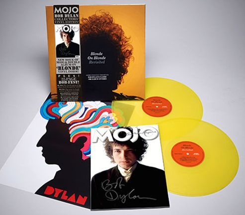 Mojo magazine July 2017 special Bob Dylan cover story