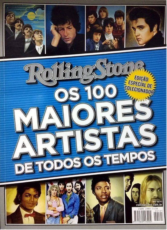 rolling stone magazine brazil special issue 2012