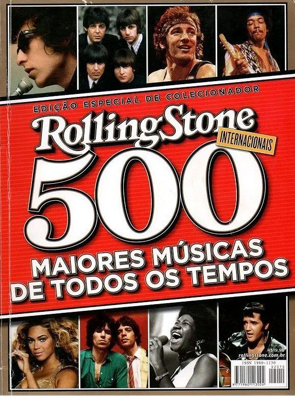 rolling stone magazine brazil special issue 2010