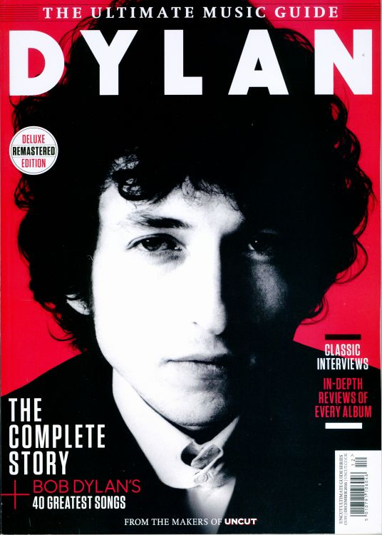ultimate music guide uncut December 2016 magazine Bob Dylan cover story