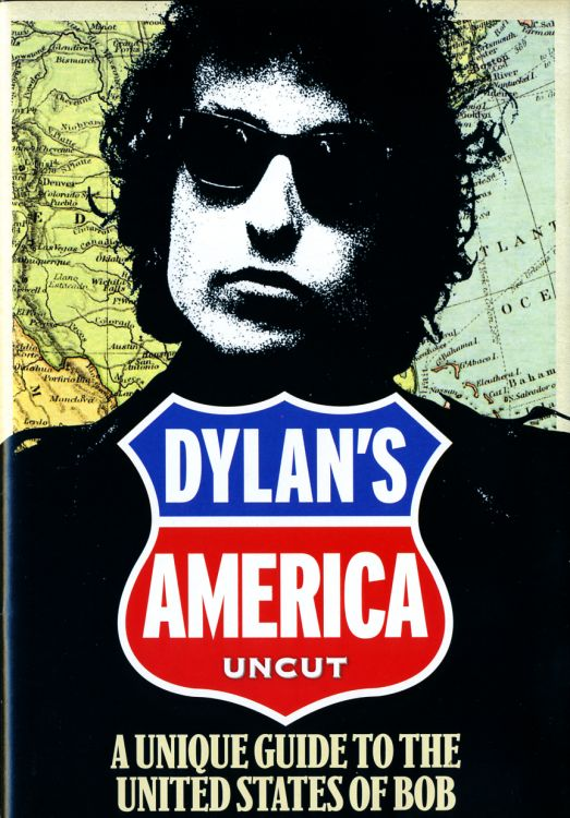 uncut magazine Bob Dylan's America cover story