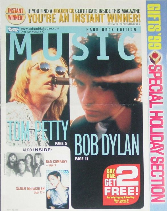 bob dylancolumbia house sales catalogue