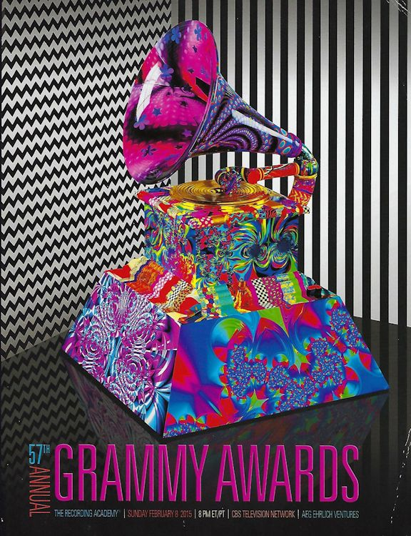 The 57th annual Grammy Awards programme
