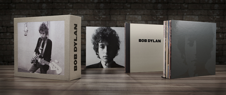 bob dylan box of vision artwork book