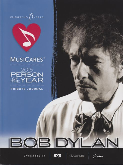 bob dylan musicares person of the year 2015