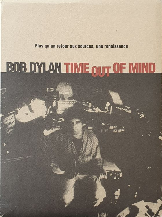 bob dylan time out of mind french press kit
