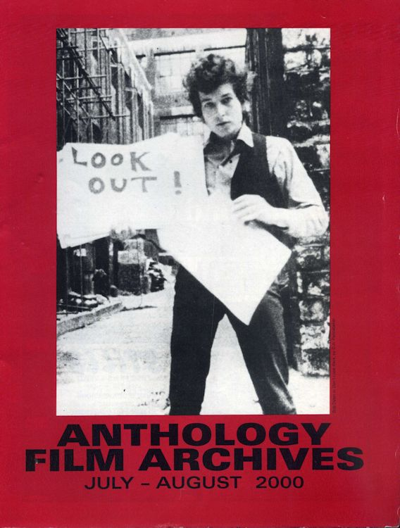 anthology film archives 2000