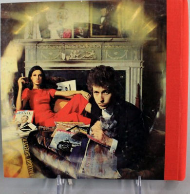 bob dylan bringing it all back home back note book