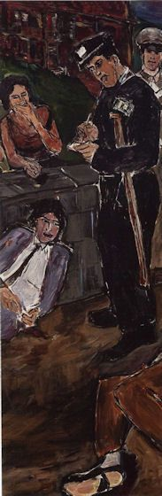 bob dylan bookmark The Brazil Series (2010), Statens Museum back