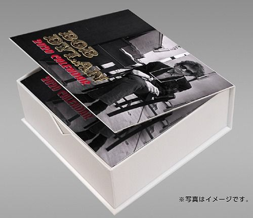 bob dylan 2020 de luxe ephemeris Japan