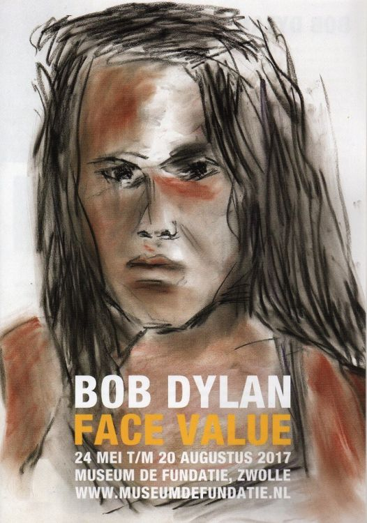 The beaten path by Bob Dylan Castle Galleries 2017 exhibition