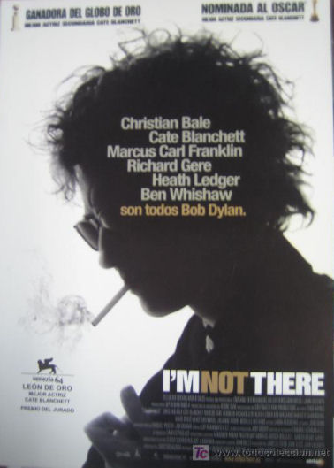 bob dylan i'm not there film spain
