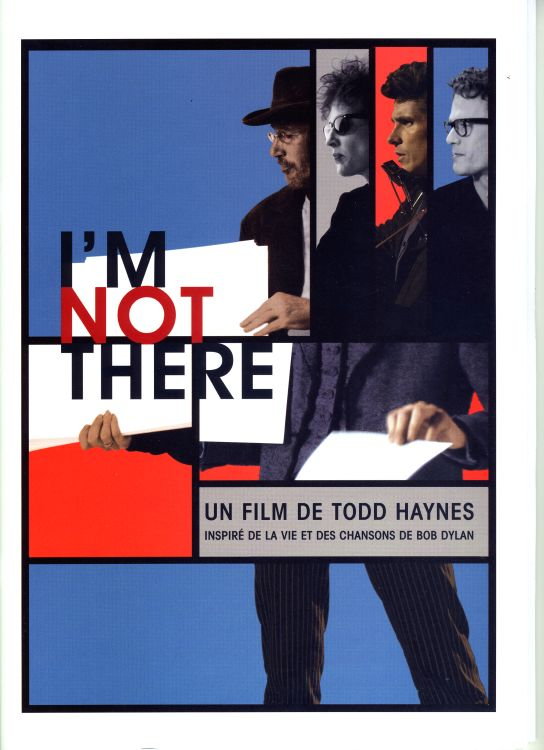 bob dylan i'm not there film french press kit