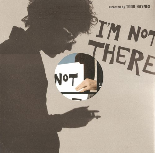 bob dylan i'm not there film  Japan PROMO ONLY cinema book