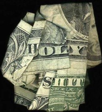 money does not talk it swears bob dylan quotation