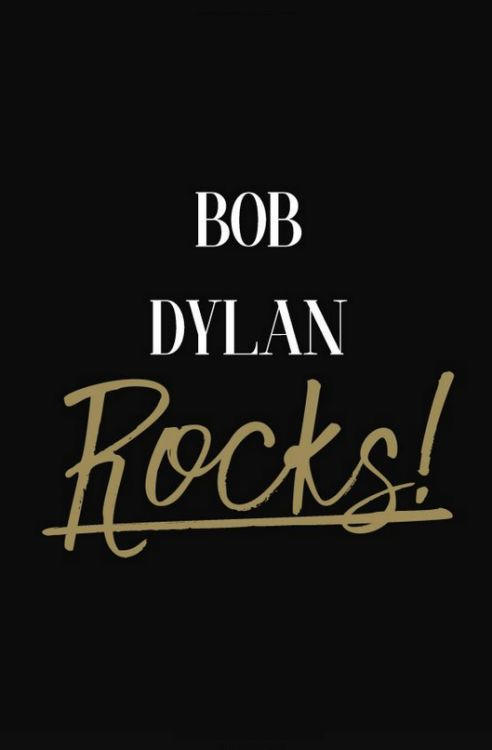 bob dylan rocks notebook