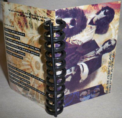 bob dylan traveling wilburys notebook