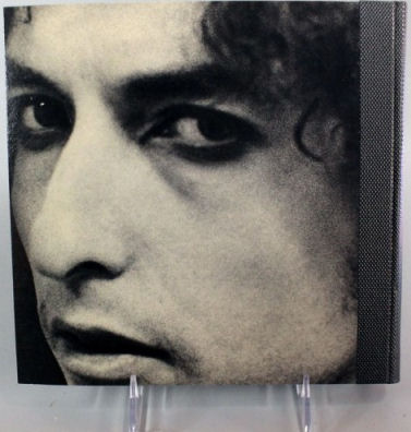 bob dylan hard rain back note book