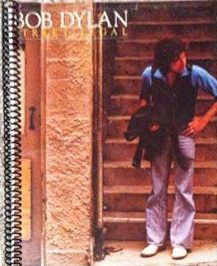bob dylan street legal original spiral boundnote book
