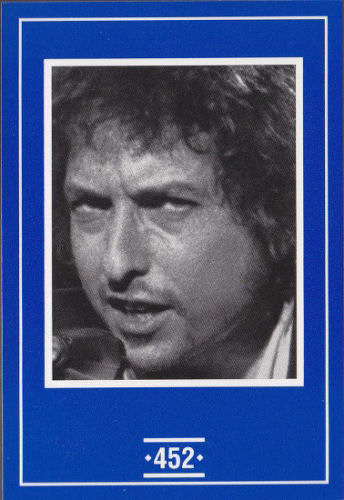 bob dylan playing cards board game canada