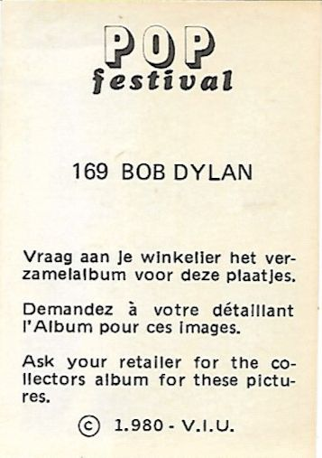 bob dylan pop fsetival spain back