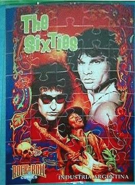 bob dylan jigsaw puzzle argentina the sixties
