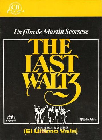 bob dylan the band the last waltz film spain 2