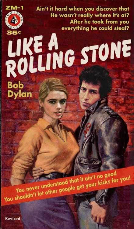 bob dylan todd alcott like a rolling stone