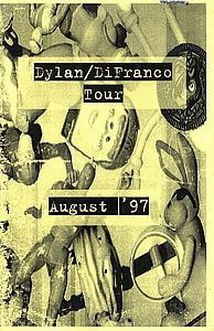 tour itineraries 1997 summer bob dylan
