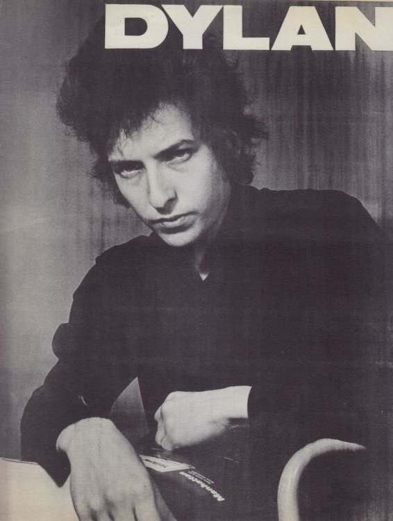 1965 london royal albert hall Bob Dylan programme