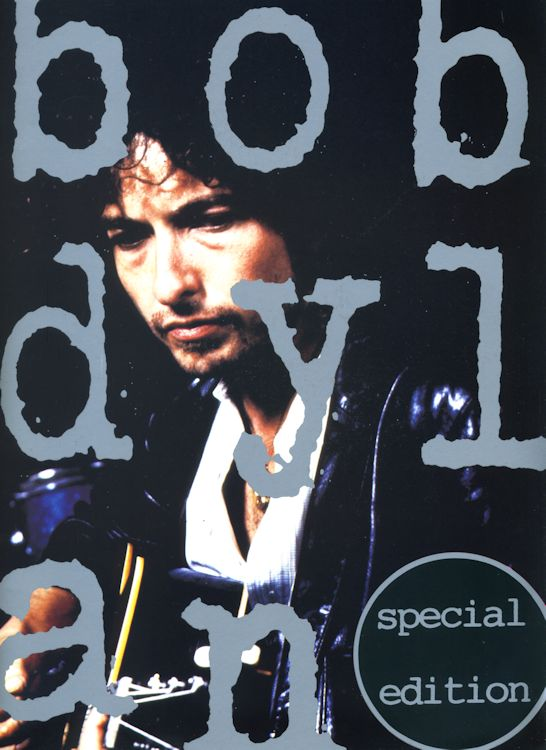 Bob Dylan 30th anniversary concert celebration 1992 special edition Programme