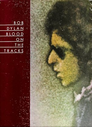bob dylan blood on the tracks  songbook