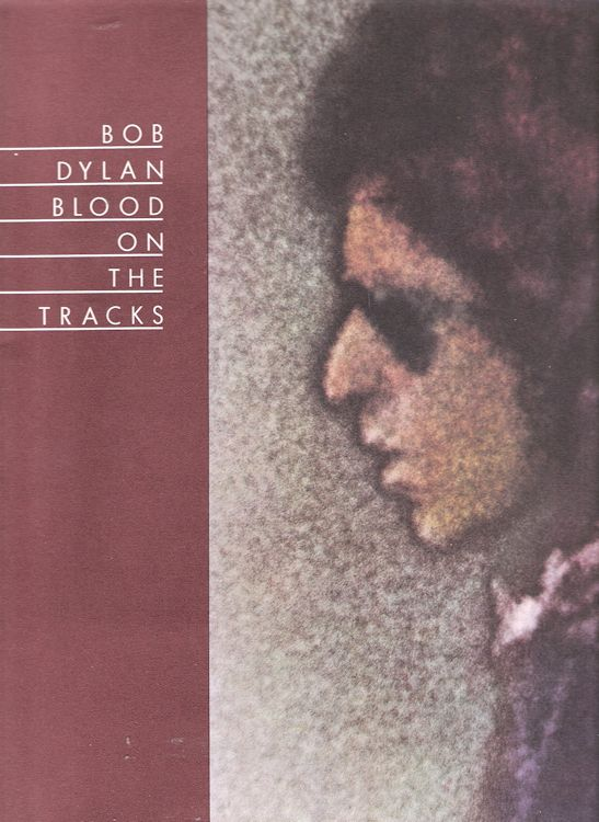 bob dylan blood on the tracks USA, Warner Bros.Publications Inc songbook