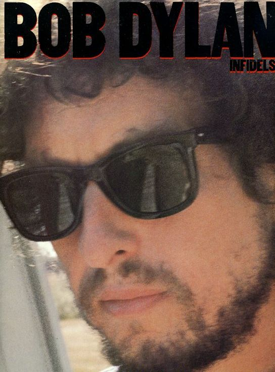 bob dylan infidels amsco music songbook