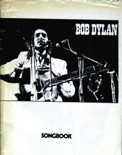 bob dylan songbook germany 4th edition
