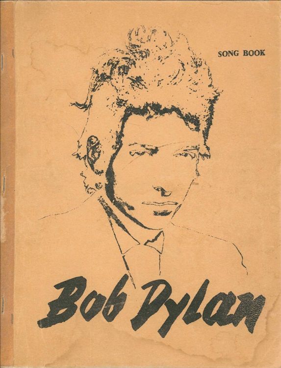 Bob Dylan Songbook bootleg lyrics from BOB DYLAN to SELF PORTRAIT, plus 4 vinyl bootlegs alternate