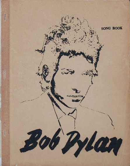Bob Dylan Songbook bootleg lyrics from BOB DYLAN to SELF PORTRAIT, plus 4 vinyl bootlegs