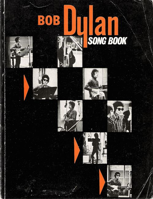 bob dylan Witmark & Sons, NY, Photographs by Chuck Stewart songbook