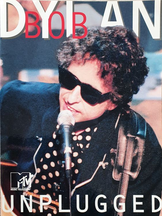 bob dylan Unplugged songbook