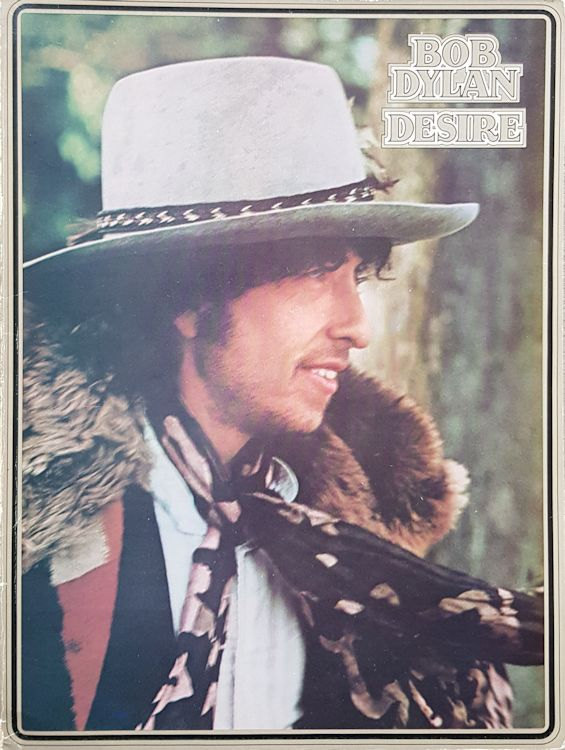 bob dylan desire UK, Big Ben Music songbook