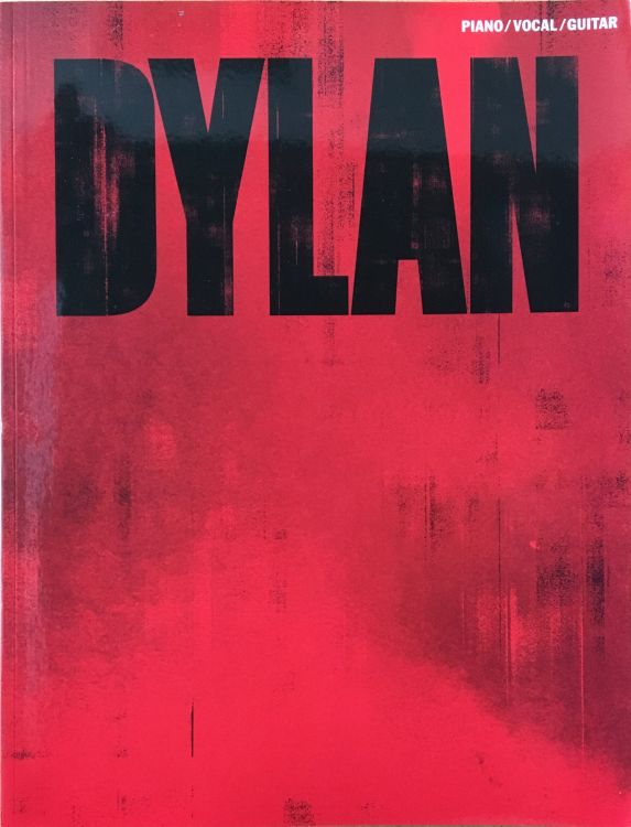 Dylan 2007 compilation songbook