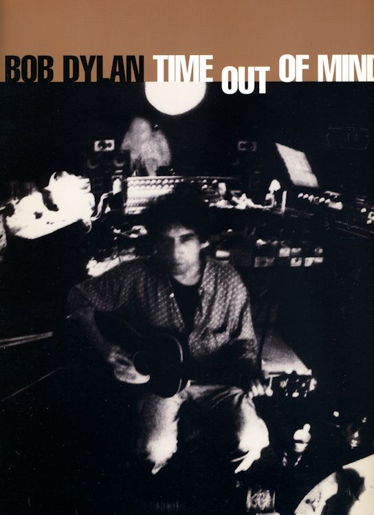 bob dylan Time Out Of Mind Amsco Publications 1997 songbook