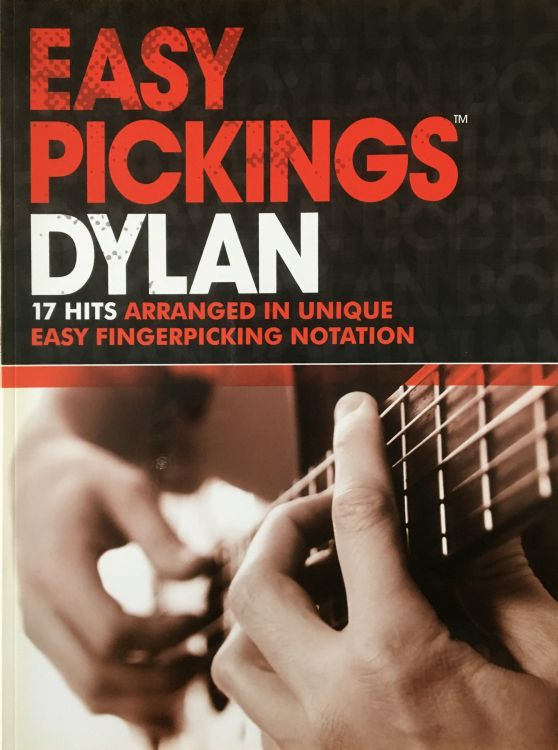 bob dylan Easy Pickings songbook