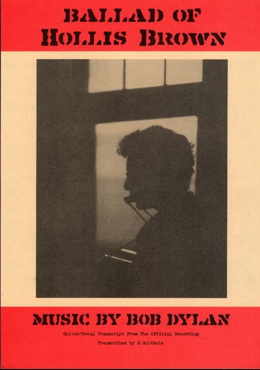 Bob Dylan Songbooks Exact and Accurate Transcripts
