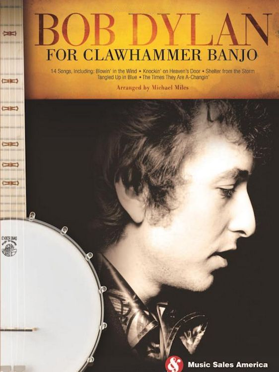 bob dylan for Clawhammer banjo songbook