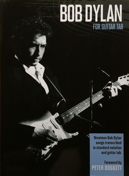 bob dylan For Guitar Tab songbook